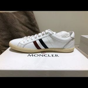 84abc82ac36 Moncler Shoes | Mens Monaco Scarpa Sneakers | Poshmark